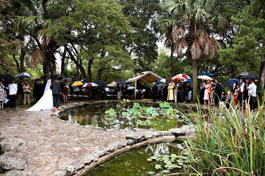 Rainy Day Wedding Photography at Mayfield Park for Karissa and Mike mayfield park wedding photographers austin 06