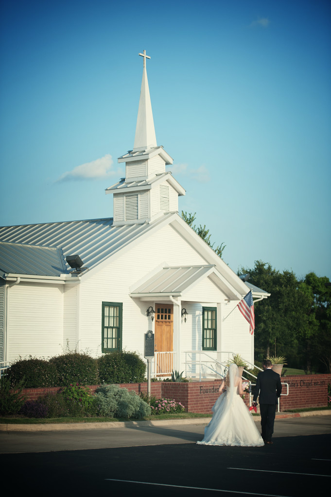White's Chapel wedding photographers