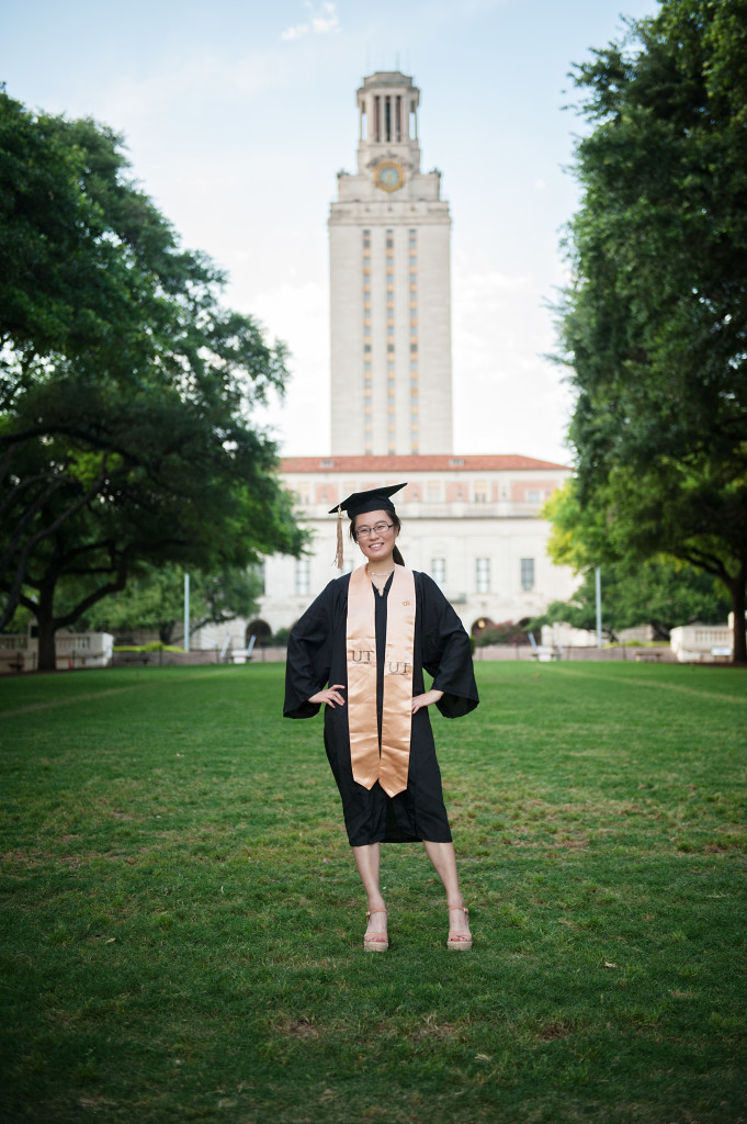 Graduation Photography UT Austin